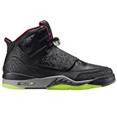 JORDAN MENS SON OF MARS BASKETBALL SHOES