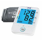 JSB DBP06 Super Deluxe Blood Pressure Monitor with backlight