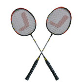 Set of 2 Jetax Pro 6003 Badminton Racket Jointless