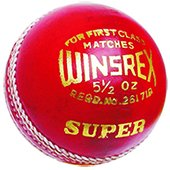 Khanna Winsrex Super Leather Cricket Ball 3 Ball Set