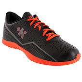 KIPSPEED  BASKETBALL SHOES BLACKRED