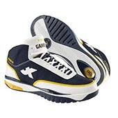 GAMER III BLUE YELLOW BASKETBALL SHOES
