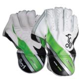 Kookaburra Super Green Cricket Wicket Keeping Gloves