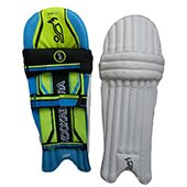 Kookaburra Verve 350 Cricket Batting Leg Guard Pads Mens Size