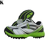 Kookaburra Pro 1000 Rubber Cricket Shoes