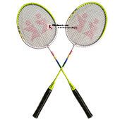 Konex Power Baby Pro CI 9012 Badminton Racket Set of 2