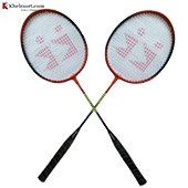 Konex Power Speed 91 Badminton Racket Set of 2