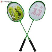 Konex CI 410 Badminton Racket Set of 2