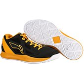 Lining ABPJ029 2 Basketball Shoes Yellow and Black