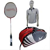 Li Ning Badminton Combo Offer