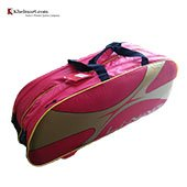 Li Ning ABDN148 1 Badminton kit Bag Red