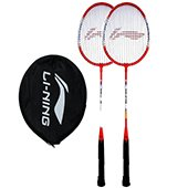 Offer on 2 Set of Li Ning Smash XP 709 Badminton Racket