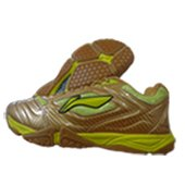 LI NING Turbo Maestro Badminton Shoes Brown
