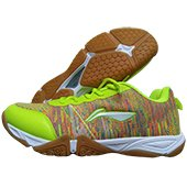 LI NING Vivo Badminton Shoes Lime