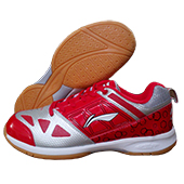 LiNing RIO Badminton Shoes Red