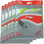 LiNing AP 7 Badminton Strings Set of 5