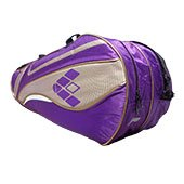 Li Ning ABJF 076 Badminton kit Bag Purple