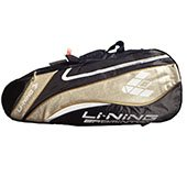 Li Ning ABJF 076 Badminton kit Bag Black