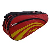 LiNing ABDJ118 Badminton Kit bag Red