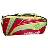 Li Ning ABDH116 2 Badminton kit Bag Red