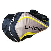 Li Ning ABDJ184 2 Badminton kit Bag Black