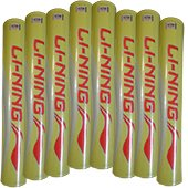 LiNing Champin Pro Badminton Shuttlecock 8 Boxes
