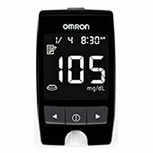 Omron HGM 111 Glucometer