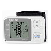 Omron Wrist Blood Pressure Monitor HEM 6131 IN