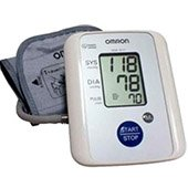 Omron HEM 8711 Blood Pressure Monitor