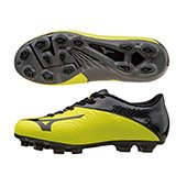 Mizuno Basara 103 MD Football Shoes bolt and black color