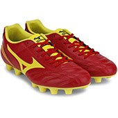 Mizuno Monarcida FS MD Wide Shoes ChineseRed and  Bolt