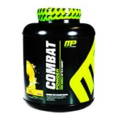 MusclePharm Combat Powder Banana Cream 4LBS