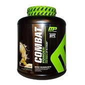 MusclePharm Combat Powder Vanilla 4LBS