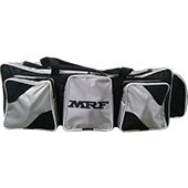 MRF Warrior KITBAG with Trolly and 3 wheels