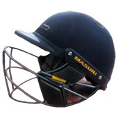 Masuri VS Test Titanium Gril Cricket Helmet