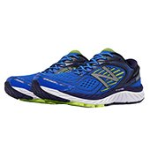 New Balance 860 V7 Sport Shoes Blue and Yellow