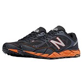 New Balance Leadville V3 Sport Shoes Black and Orange