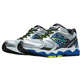 New Balance 1340 V2 Sport Shoes Silver Blue and Black