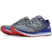 New Balance Fresh Foam 1080 Sport Shoes Silver and Blue