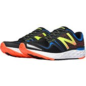 New Balance Fresh Foam Vongo Sport Shoes Black and Blue