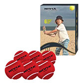 Nivia Hard Tennis Cricket Ball