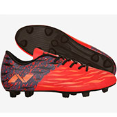 NIVIA Destroyer 2.0 Football Shoes Red and Black