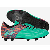 NIVIA Destroyer 2.0 Football Shoes Green and Orange