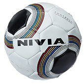 NIVIA  Black and White Size 5 Football