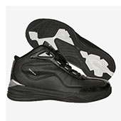 Nivia Combat I Basketball Shoe Black
