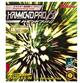 Nittaku Hammond Pro B Table Tennis Rubber