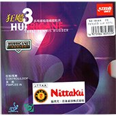 Nittaku Hurricane 3 (8666 violet) Table Tennis Rubber