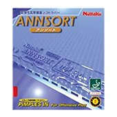 Nittaku Annsort  Table Tennis Rubber