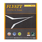 Nittaku Flyatt Hard Table Tennis Rubber