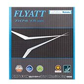Nittaku Flyatt Soft Table Tennis Rubber